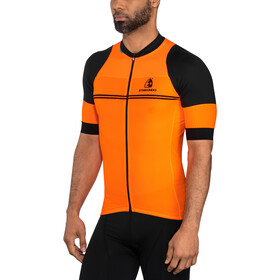 Etxeondo Beira Maillot manches courtes Homme, orange